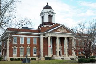 Bleckley County Courthouse