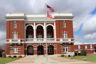 Tattnall County Courthouse