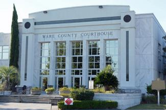 Ware County Courthouse