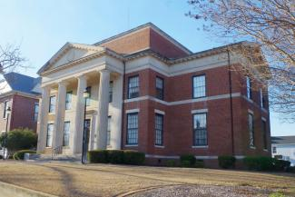 Burke County Court House